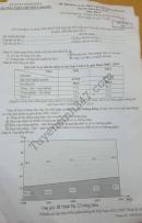 Đề thi thử THPTQG môn Địa 2018 - THPT Chuyên Lam Sơn lần 1