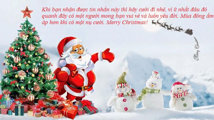 Cách viết thiệp Giáng Sinh ý nghĩa nhất
