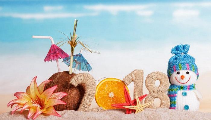Tin nhắn hình chúc mừng năm mới 2018 đẹp và ý nghĩa nhất