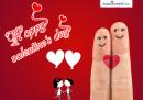 Tin nhắn chúc Valentine 14/2 đẹp và lãng mạn nhất