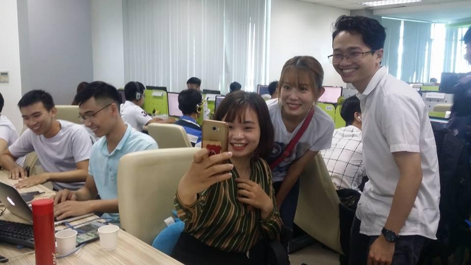 """Cùng sinh viên BTEC FPT trải nghiệm """"Company tour"""" tại Terralogic Việt Nam"""