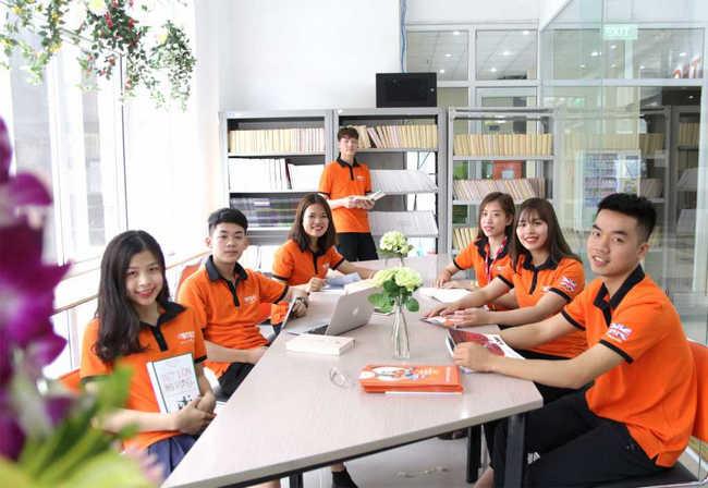 Chính thức khai trương khu học tập và thư viện mở BTEC FPT tại Hà Nội