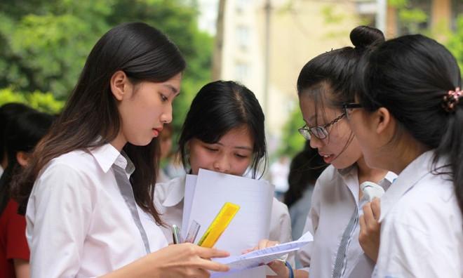 ĐH Quốc gia Hà Nội tuyển sinh năm 2018