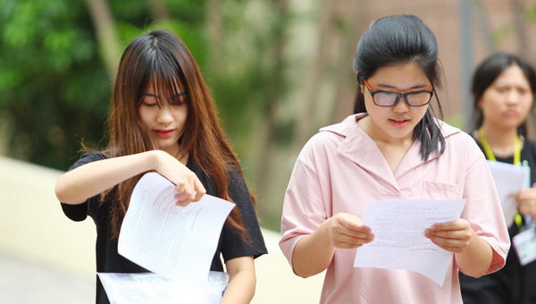 Phương án tuyển sinh Đại học Hải Dương 2018