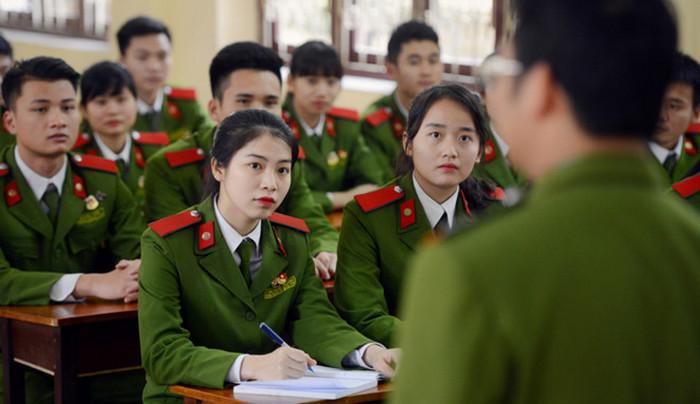 Học viện an ninh nhân dân công bố chỉ tiêu tuyển sinh 2018