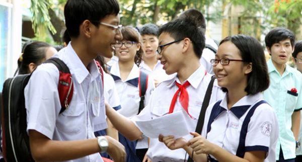Môn thi vào lớp 10 tỉnh Hải Dương năm 2018