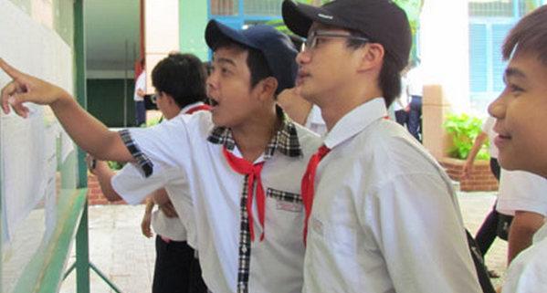 Phương án tuyển sinh vào lớp 10 Vĩnh Phúc năm 2018