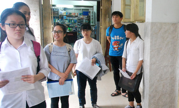Bộ GD công bố các đại học phối hợp tại 63 cụm thi 2018
