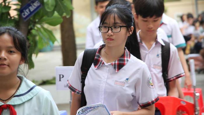 Sở GD TPHCM công bố quy định tuyển thẳng vào lớp 10 năm 2018