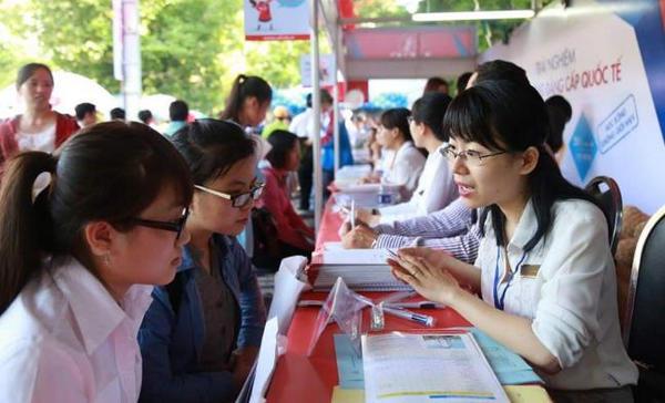 Thí sinh bắt đầu đăng ký dự thi đánh giá năng lực ĐH Quốc gia TPHCM