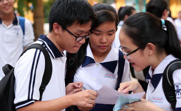 Nhiều học sinh hạ nguyện vọng vào lớp 10 TPHCM 2018