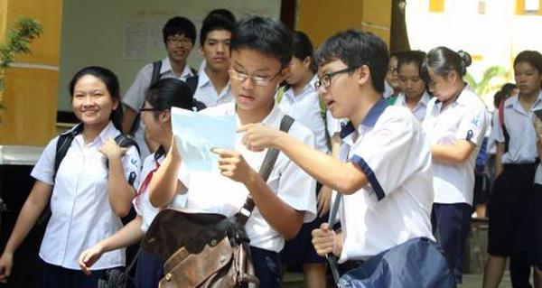 Nghệ An tuyển gần 32.000 chỉ tiêu tuyển sinh vào lớp 10 năm 2018