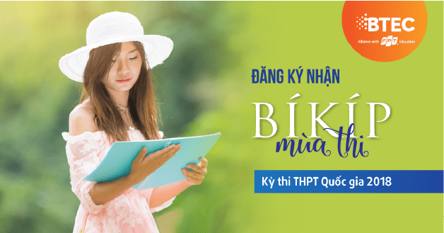 Trọn bộ bí kíp đạt điểm cao thi THPT Quốc gia từ A đến Z