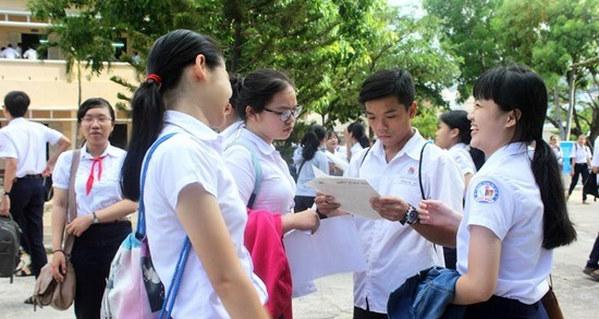 Tiền Giang công bố điểm chuẩn vào lớp 10 ngày 12/7