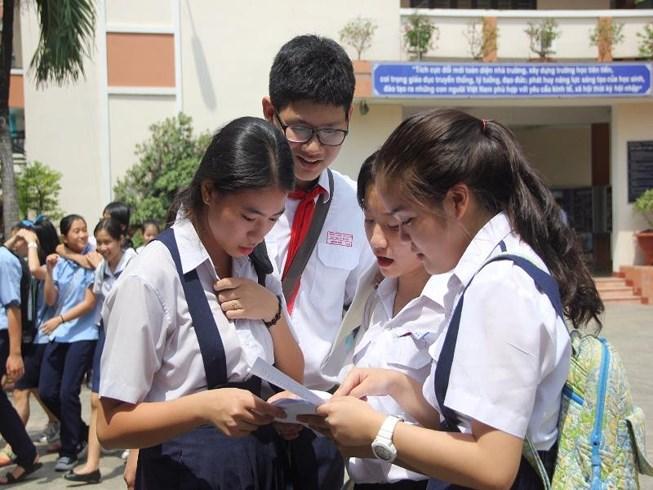 Điểm chuẩn dự kiến vào lớp 10 tỉnh Quảng Ngãi 2018
