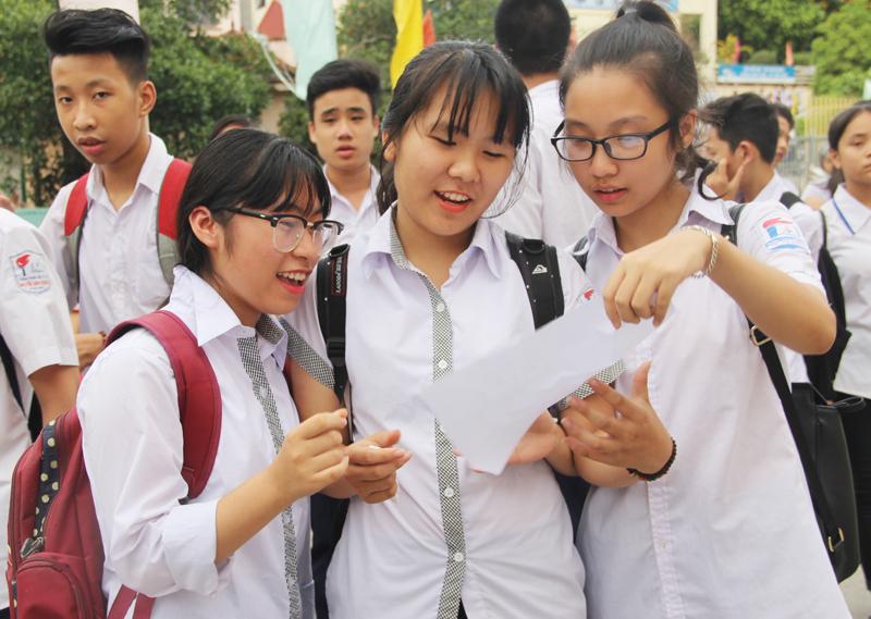 Điểm chuẩn vào lớp 10 Trường THPT chuyên Lê Quý Đôn năm 2018