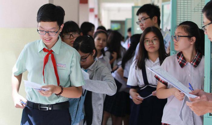 Điểm chuẩn vào lớp 10 Hà Nam năm 2018