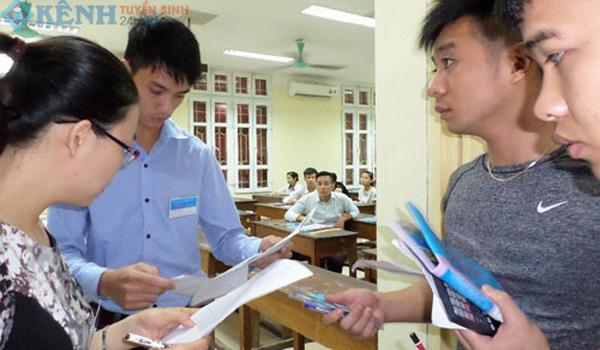 Lịch thi các môn năng khiếu Đại học Kiến trúc TPHCM 2018