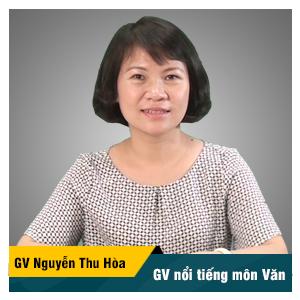 Văn 9 luyện thi vào 10 - Cô Nguyễn Thu Hòa