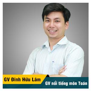 Thầy Đinh Hữu Lâm