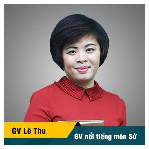 Cô Lê Thị Thu