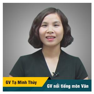 Cô Tạ Minh Thủy