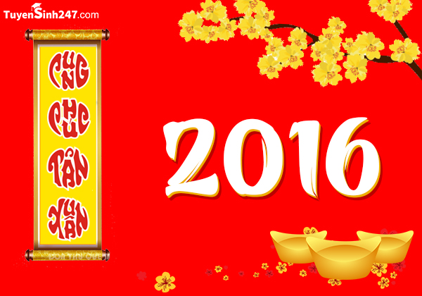 SMS kute chuc Tet 2016 dep va y nghia nhat