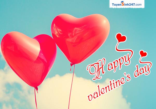 Mau thiep Valentine 2016 dep va lang man nhat