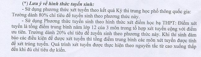 Truong Cao dang Su pham Tay Ninh tuyen sinh nam 2017