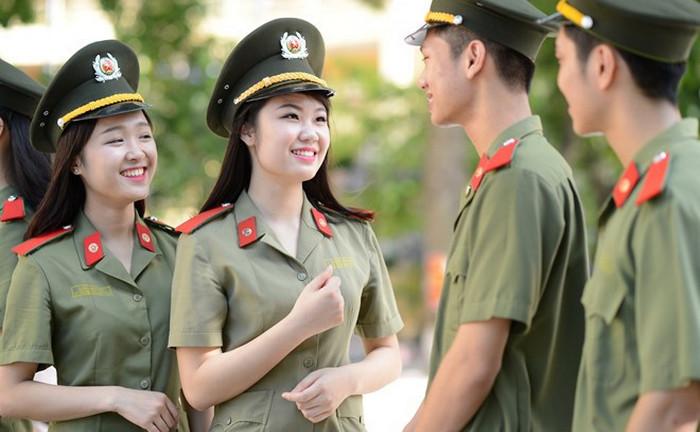 Diem chuan cac truong cong an 2017 du kien tang