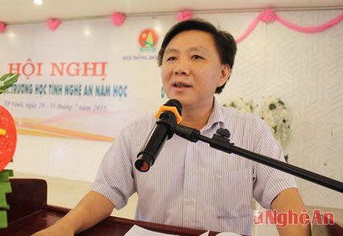 Tuyen sinh lop 10 Nghe An 2018: Theo hinh thuc to hop trac nghiem