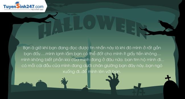 Nhung mau thiep chuc mung ngay Halloween doc nhat