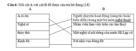 De thi ki 1 lop 5 mon Tieng Viet nam 2017 - 2018 TH Ngo Quyen