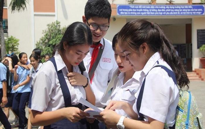 Hon 26.000 hoc sinh TPHCM se truot vao lop 10 cong lap 2018