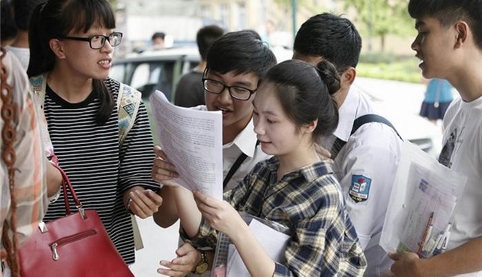 Bo GD cong bo so lieu thi sinh dang ky du thi THPT Quoc gia 2018
