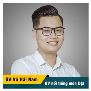 Thầy Vũ Hải Nam