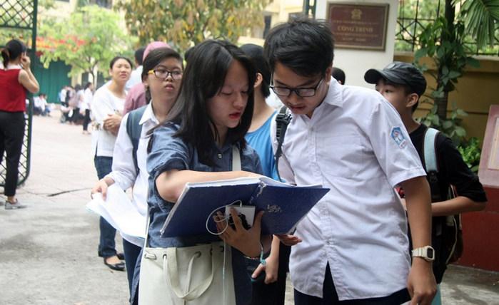 Sap co diem thi vao lop 10 Ninh Binh nam 2018