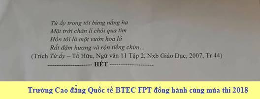 De thi thu THPT QG Van nam 2018 - THPT Di Linh