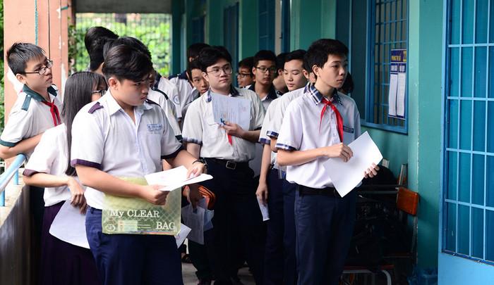 Nhung luu y khi xet NV3 vao lop 10 cong lap Ha Noi 2018
