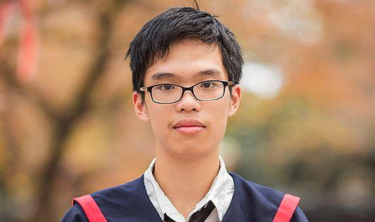 Nguyen Thanh Phong - Thu khoa khoi C cua Nghe An