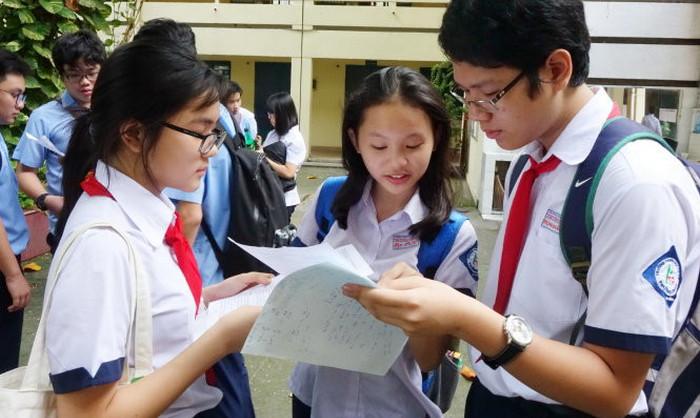 Khi nao chot phuong an tuyen sinh lop 10 Ha Noi 2019?