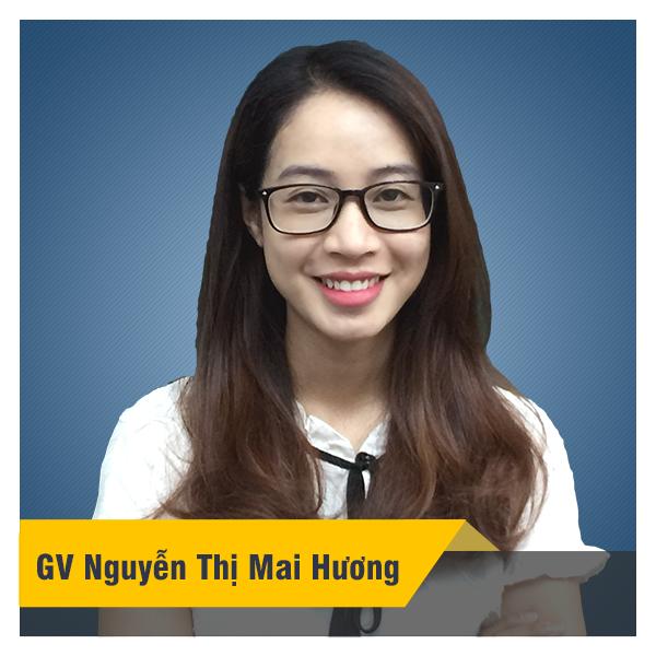 Cô Hương - Khóa tiếng Anh lớp 3 chương trình mới