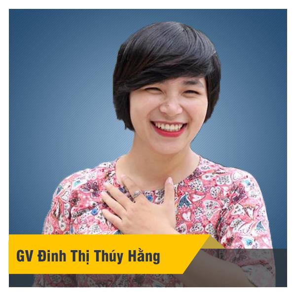 Cô Hằng - Khóa Ngữ Văn Lớp 8