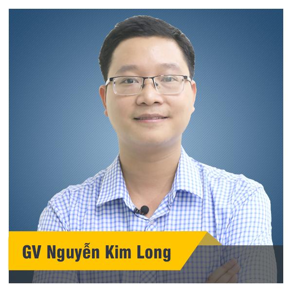 Thầy Nguyễn Kim Long - Khóa Nền tảng tiếng Anh lớp 12 SGK chương trình chuẩn