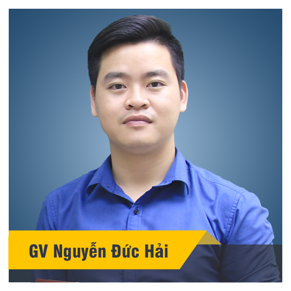 Thầy Hải - Khóa luyện thi THPT quốc gia môn sinh năm 2020