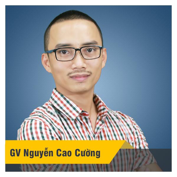 Thầy Nguyễn Cao Cường - Khóa luyện đề thi vào 10 môn Toán năm 2019