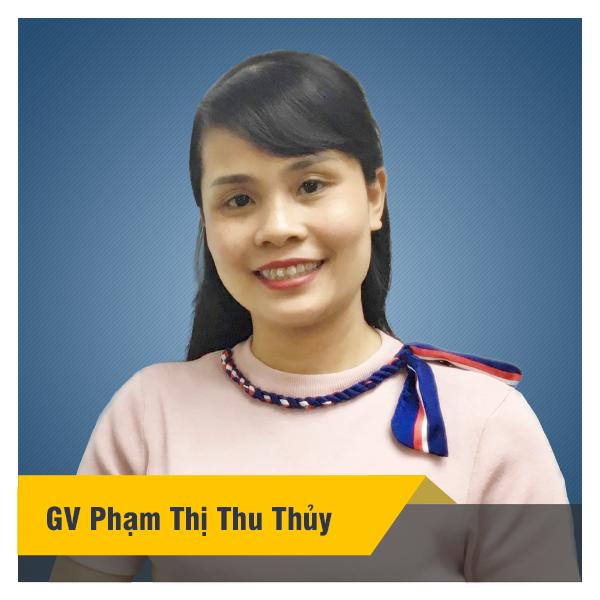 Cô Thủy - Môn Toán lớp 5 - Năm 2019