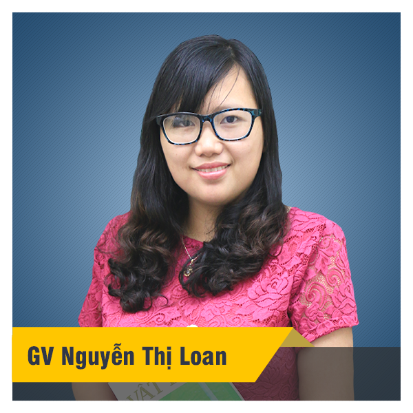 Cô Loan - Khóa phương pháp học tốt Vật Lí 9 - Năm 2020