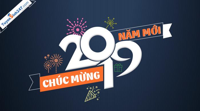 Bo suu tap thiep chuc mung nam moi 2019 cuc dep