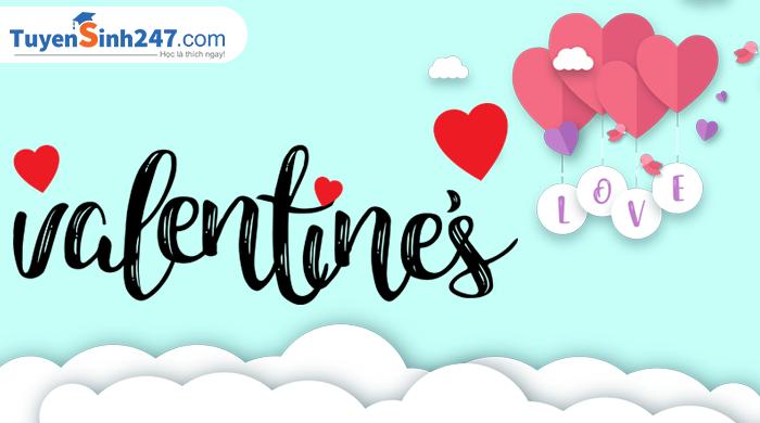 Nhung tam thiep Valentine 14/2 dep va lang man nhat